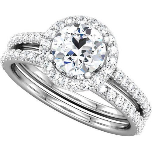 Your dream day begins with the perfect ring.